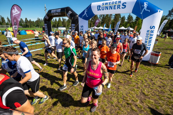 Sweden Runners medlem webshop