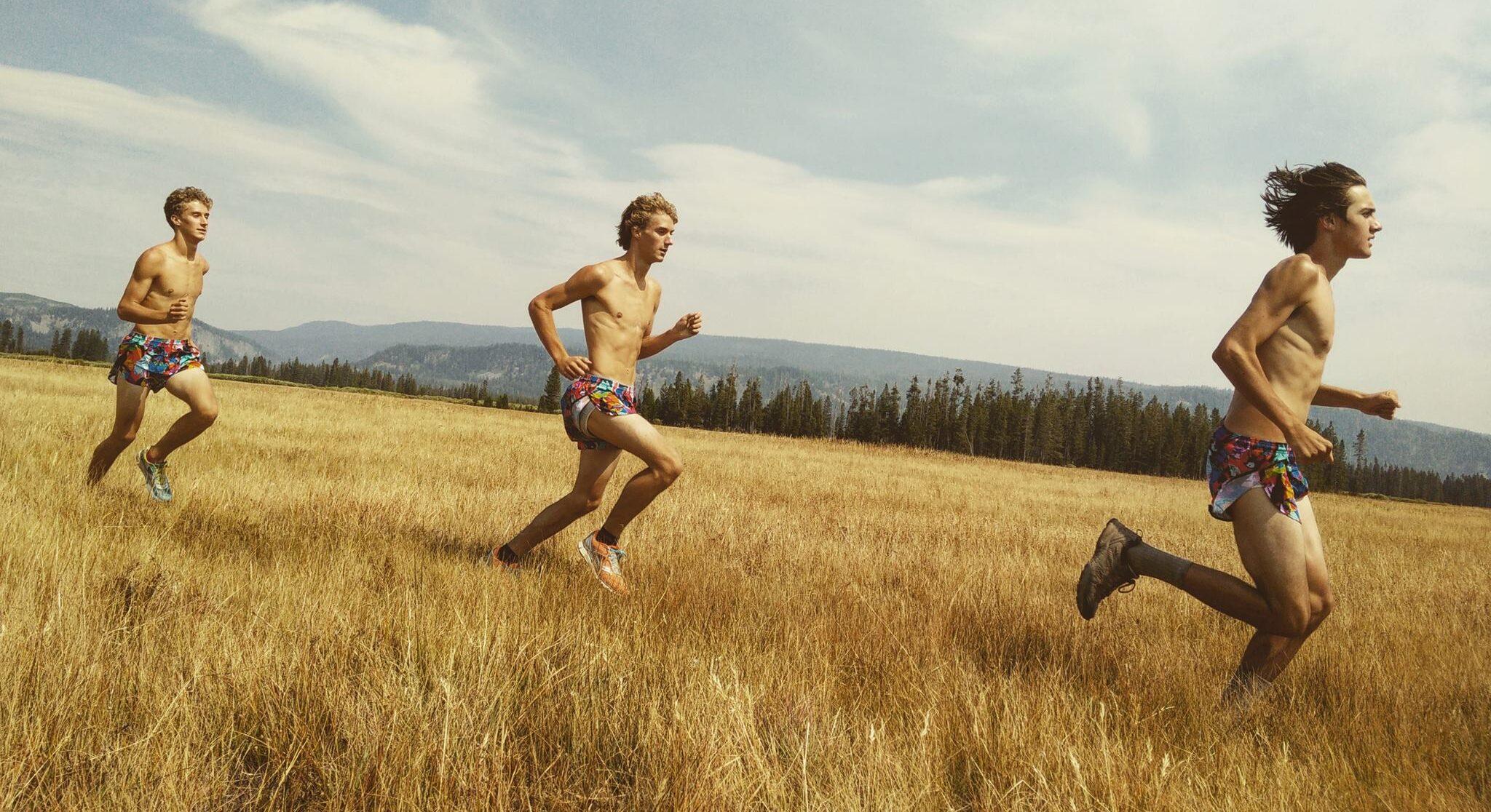 Löparshorts shorts löparkläder